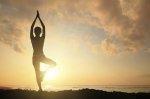 trening jogi o poranku