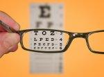wzrok, okulary, badanie